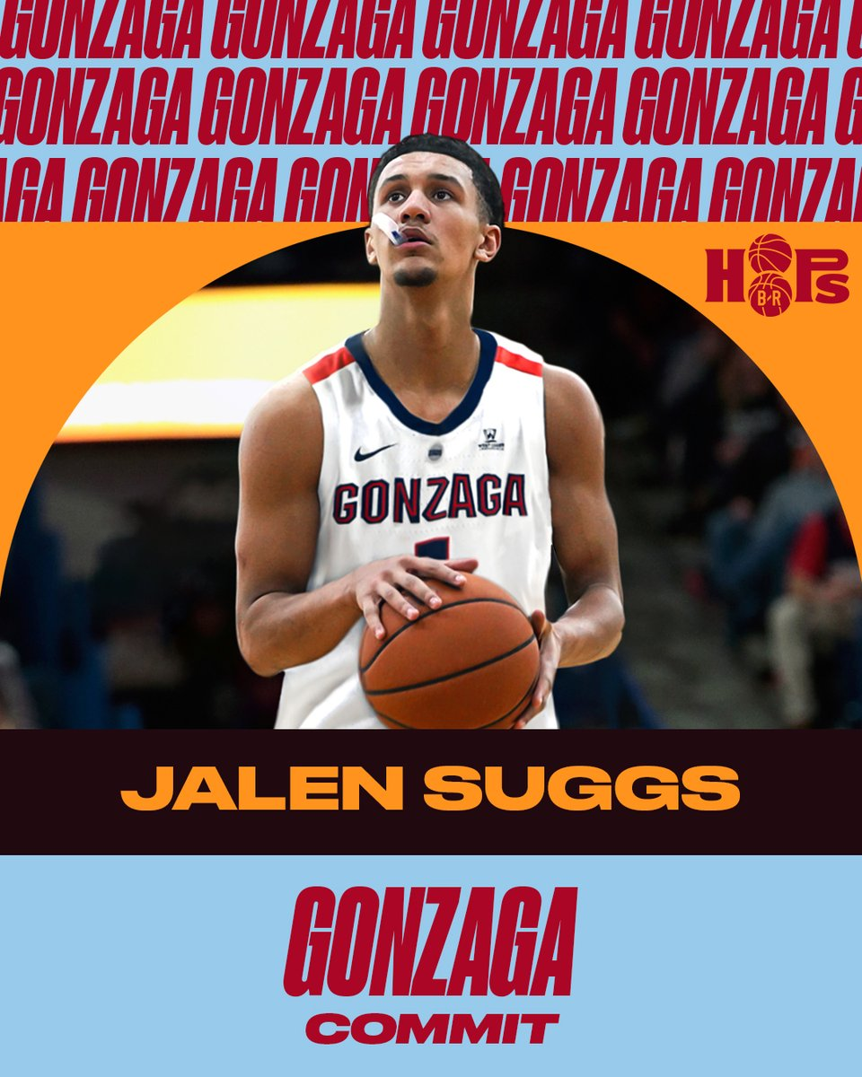 Five-star guard Jalen Suggs commits to Gonzaga over Florida, Florida State, Minnesota, and others. He's the highest-rated recruit in school history. @brhoops