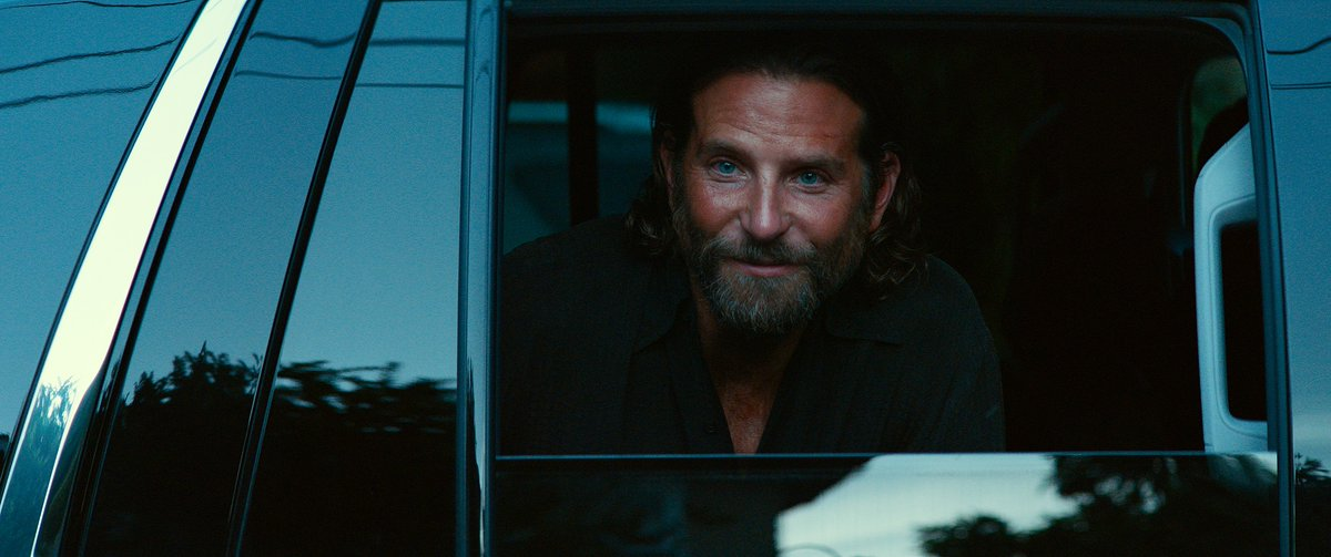 """""""I just wanted to take another look at you.""""  Happy Birthday to our Jackson Maine, Bradley Cooper."""