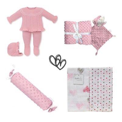 ¡Tenemos todo lo que necesita tu bebé! 🧸 👉 #felizsabado #canastilla #premama #futurospapis #embarazada #newborn #kids #cutebaby #coolbaby #primerapuesta #complementosbebe #palilotes