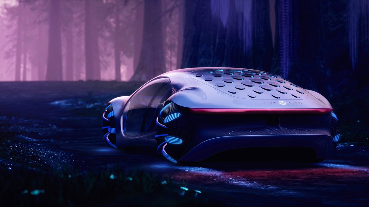 Innovation to the next level. What do you think of the @MercedesBenz vision avtr? #visionary #innovation #pushingboundaries #avatar #ces #sundayreads