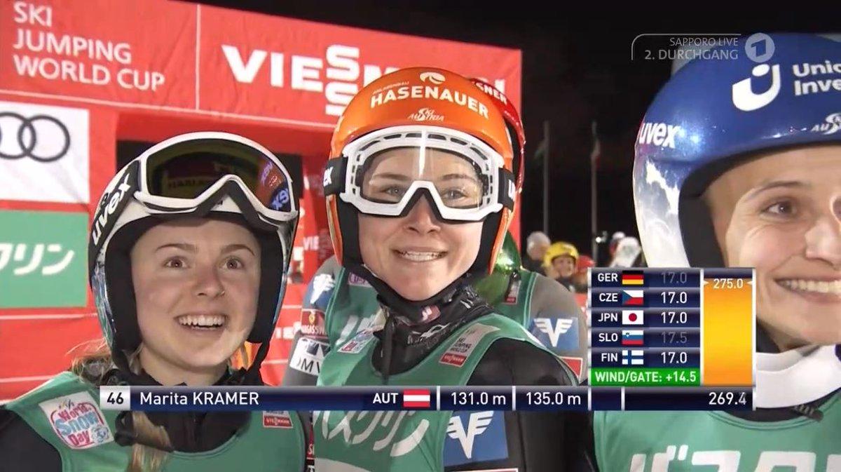 #Skispringen