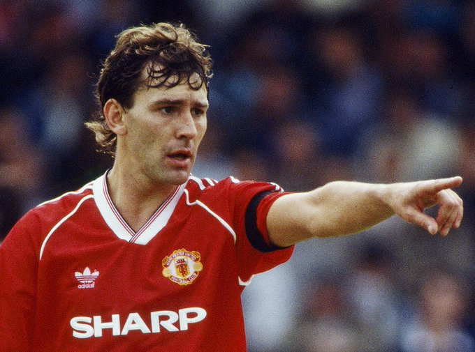 Happy birthday Sir Bryan Robson.  The best player, captain and number 7 I have ever seen.