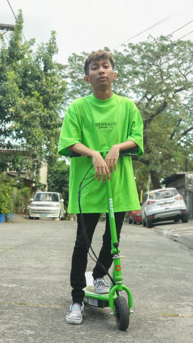 Feeling swagger lang ako today mga tol #DEMMAND