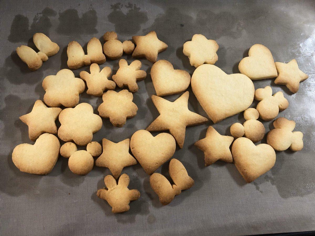 型 抜き クッキー アーモンド プードル