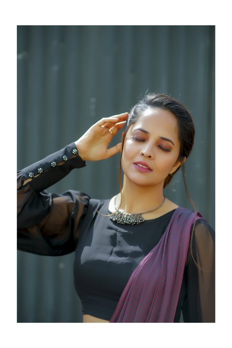 1 pic. Feel the fact that you are enough. For #LocalGangs #tonyt #DrapeStories from #GauriXAnasuya 🧿
