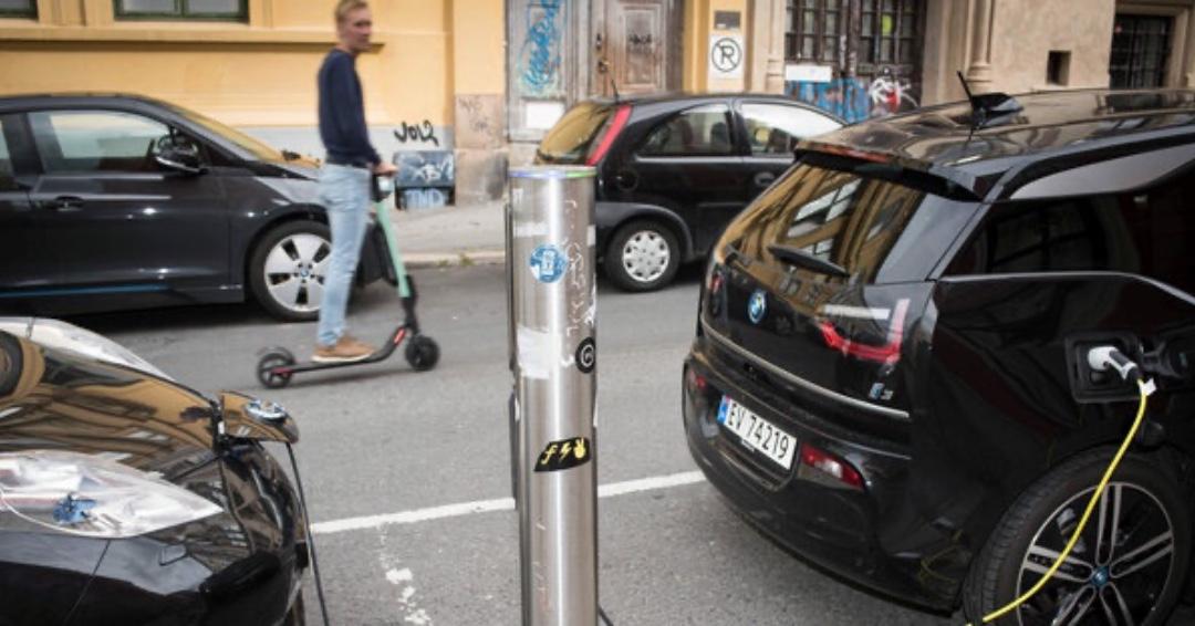 #Elektroauto