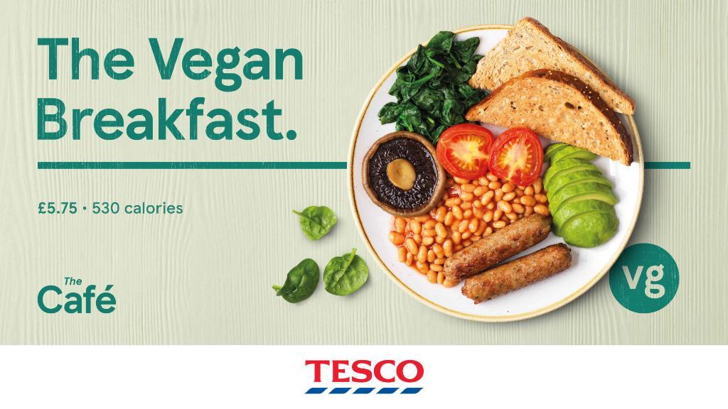 Tesco On Twitter Taking Part In Veganuary Fuel Up For
