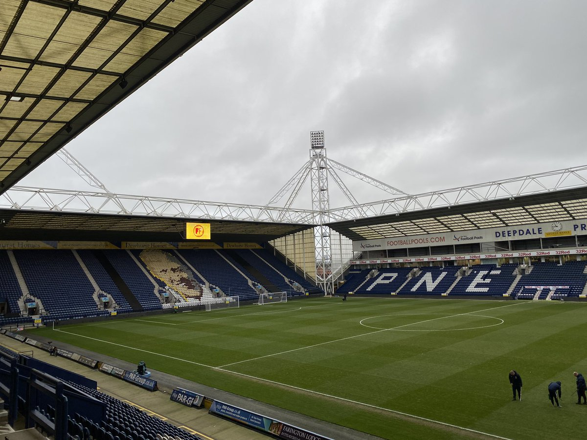 We are live from @pnefc v @NorwichCityFC in the #FACup today with @MTLawrenson & @MicahRichards Join us on #FootballFocus from midday
