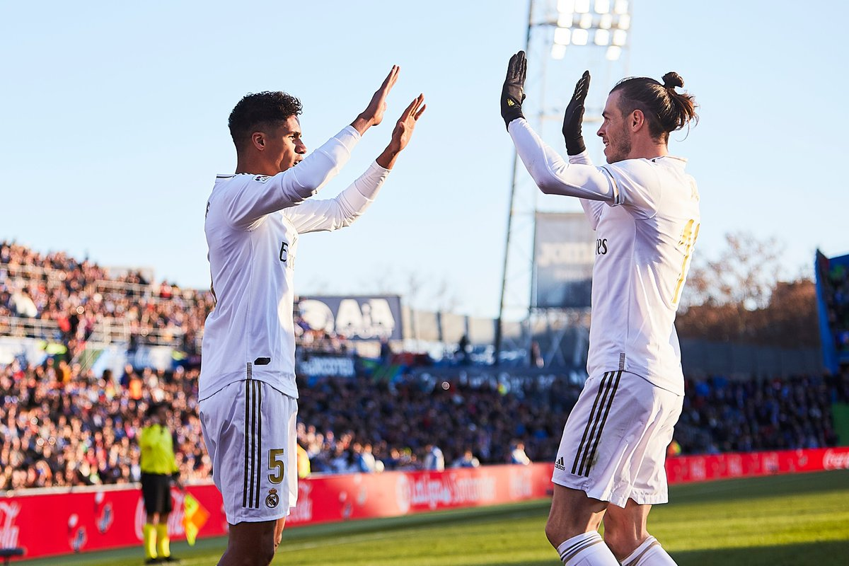 Video: Getafe vs Real Madrid Highlights
