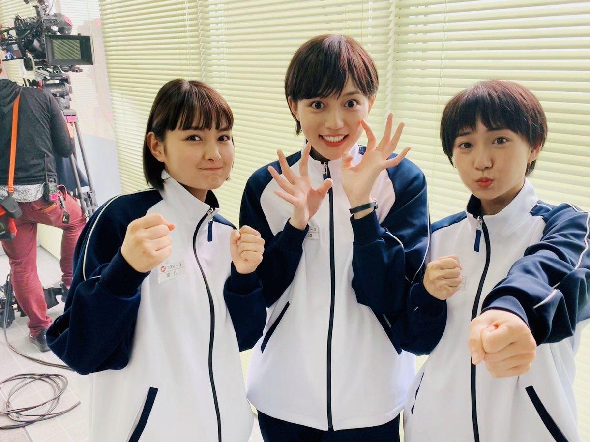 教場 川口 春奈 川口春奈&大島優子ドラマ「教場」の髪型が可愛い!特徴の差を紹介!