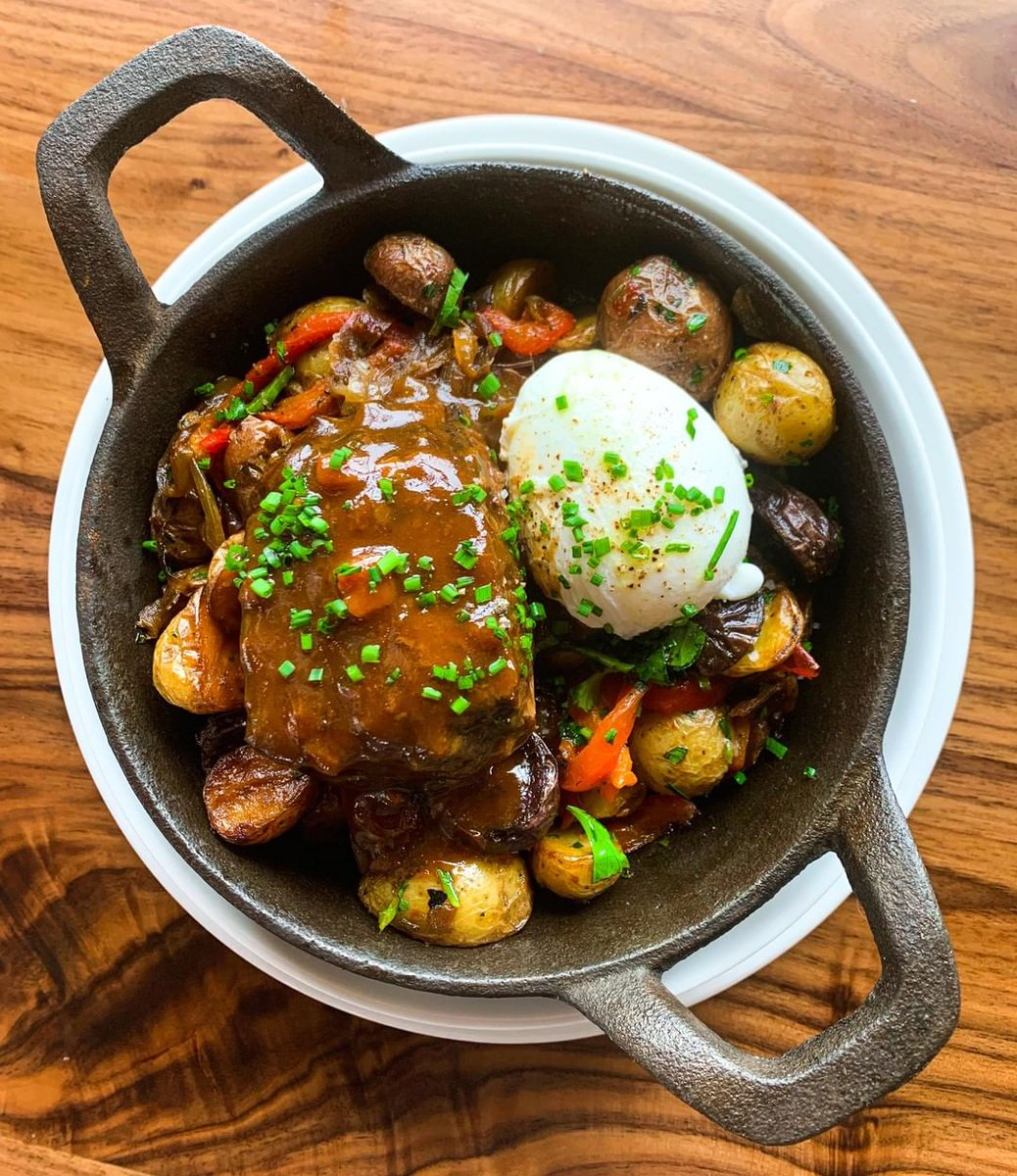 DETROIT !!  Head over to @Bar_Verona in Washington Township and order up our AMAZING Short Rib Hash & Eggs!  . #DetroitFoodies #BarVerona #WashingtonTownship #WeekendBrunch <br>http://pic.twitter.com/U1vxid6RwF
