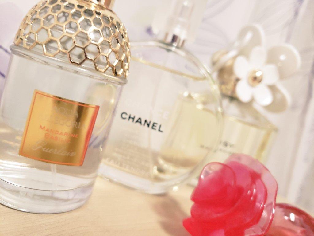 Taritari 04 On Twitter 香りを集めたい 香水 Guerlain Chanel
