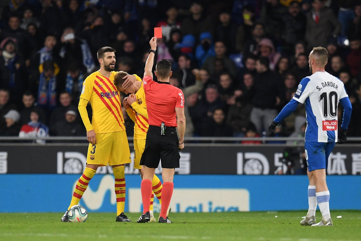 Video: Espanyol vs Barcelona Highlights