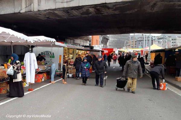 La Batte Market Liège trbr.io/BUR2Ff4 via @myVideoMedia