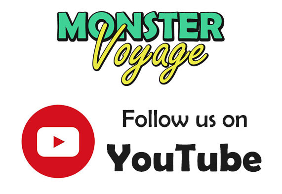 Hi everyone 👋, wed love it if you checked out our #YouTube channel and, if you like the content, it would be great if you subscribed 😉 youtube.com/c/monstervoyage Lots more to come, incl our on the road diary for the #MonsterVoyage 😎 #TravelTribe #Travelblogger #TravelVlogger