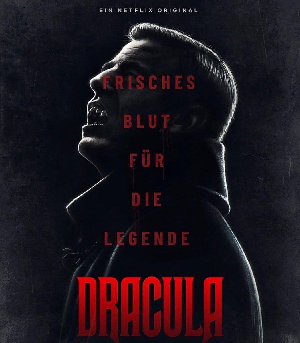 #DraculaNetflix