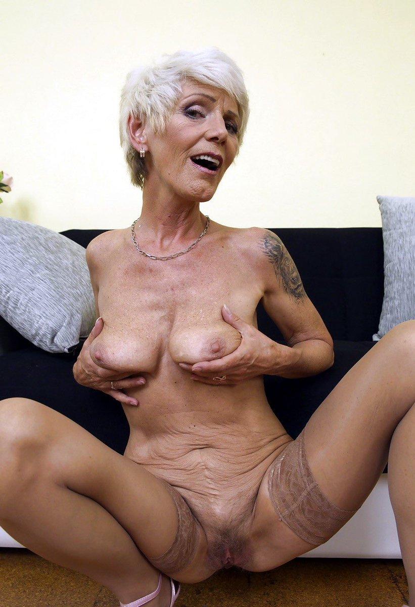 Skinny Granny Porn Pics