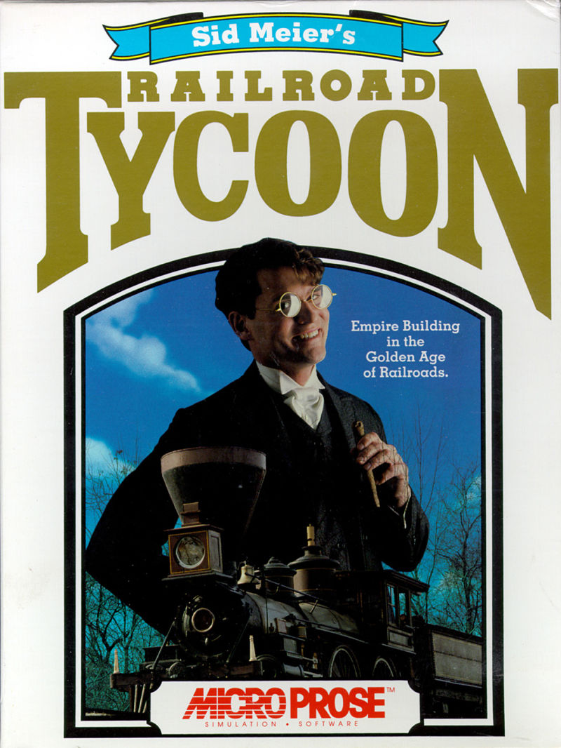 Classic PC Games: SID MEIER'S RAILROAD TYCOON! #retrogames #retrogaming #retrogamers #GamersUnite #PC #memories #MyFavGamesEver #MicroProse #SidMeier #RailroadTycoon #tycoon #gamepic.twitter.com/y3Y5rJ501F