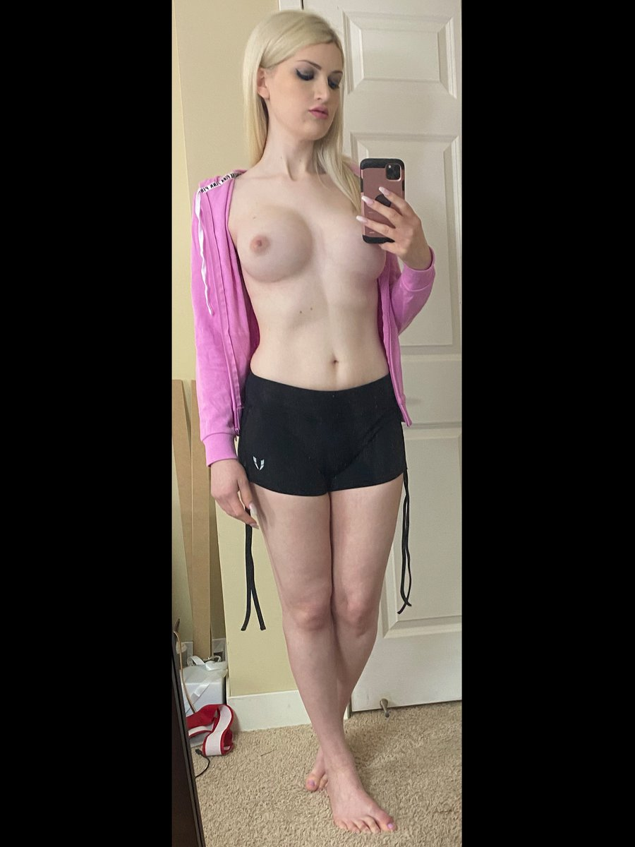 Trans Nikki Winters boobies