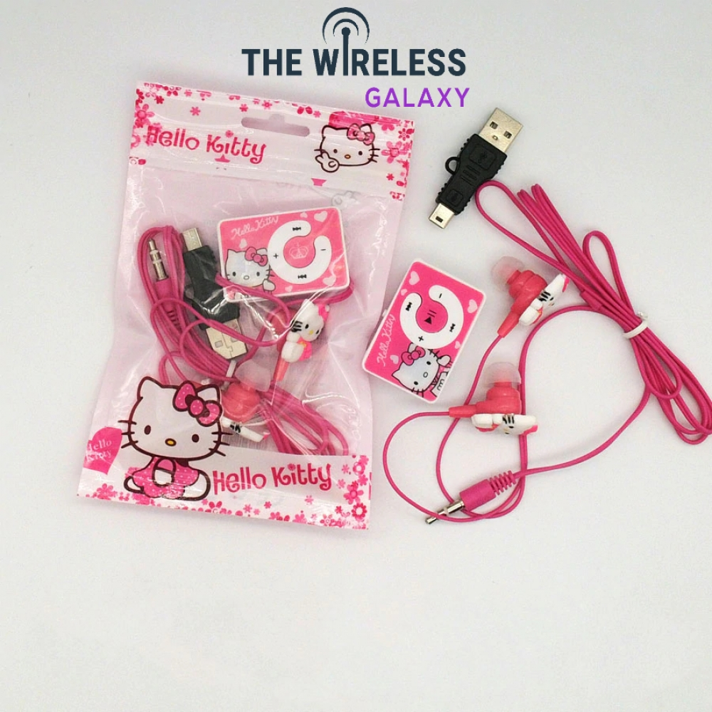Hello Kitty MP3 music player compatible with Micro TF card with Hello kiItty headphones and Mini USB.  https://thewirelessgalaxy.com/product/hello-kitty-mp3-music-player-compatible-with-micro-tf-card-with-hello-kiitty-headphones-and-mini-usb/….  8.99.#technologywitch pic.twitter.com/HJ7v8V2igB