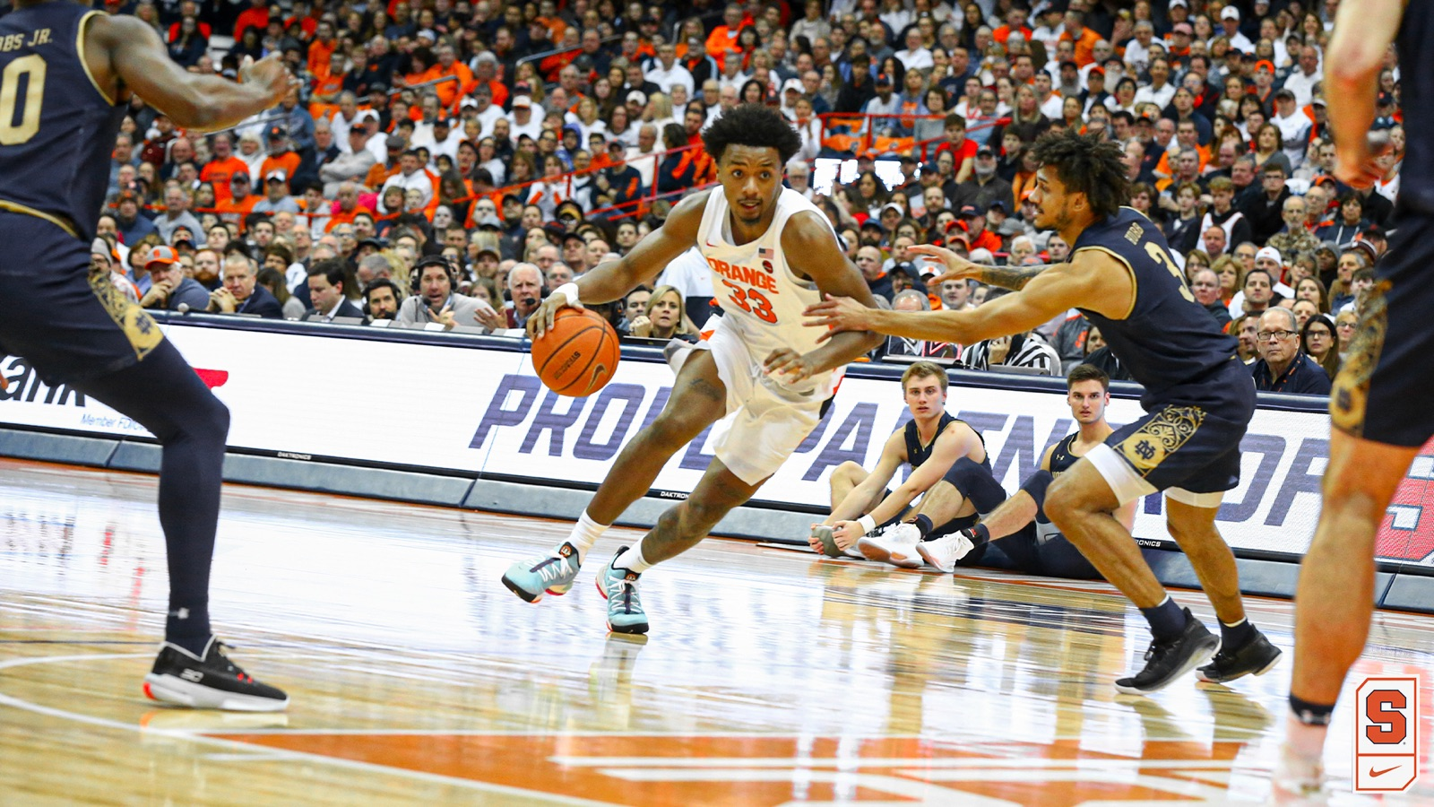ORANGE GAME DAY: Syracuse hosts Notre Dame, looking for fourth consecutive victory (preview & info)