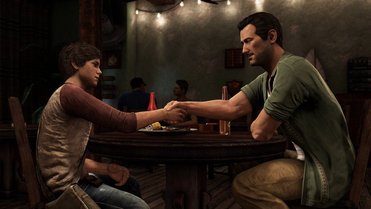 Uncharted Movie Loses Director Travis Knight