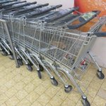 Image for the Tweet beginning: #TrumpinYourTrolley NOT seen @LidlGB in