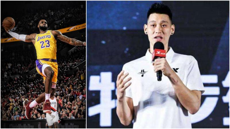 雖然CBA和NBA差距很大,但詹姆斯來CBA就能保證奪冠嗎?林書豪:並不一定!(影)