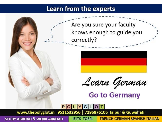 Learn German at POLYGLOT Foreign Languages!  Study Abroad with POLYGLOT Study Abroad and Foreign Languages! #germanclass #germancoach #studyingermany  #polyglotstudyabroad #polyglotforeignlanguages #polyglotielts #polyglotjaipur #polyglot_assam #rajasthan #jaipur #assam #guwahatipic.twitter.com/o8iqdlcLgw
