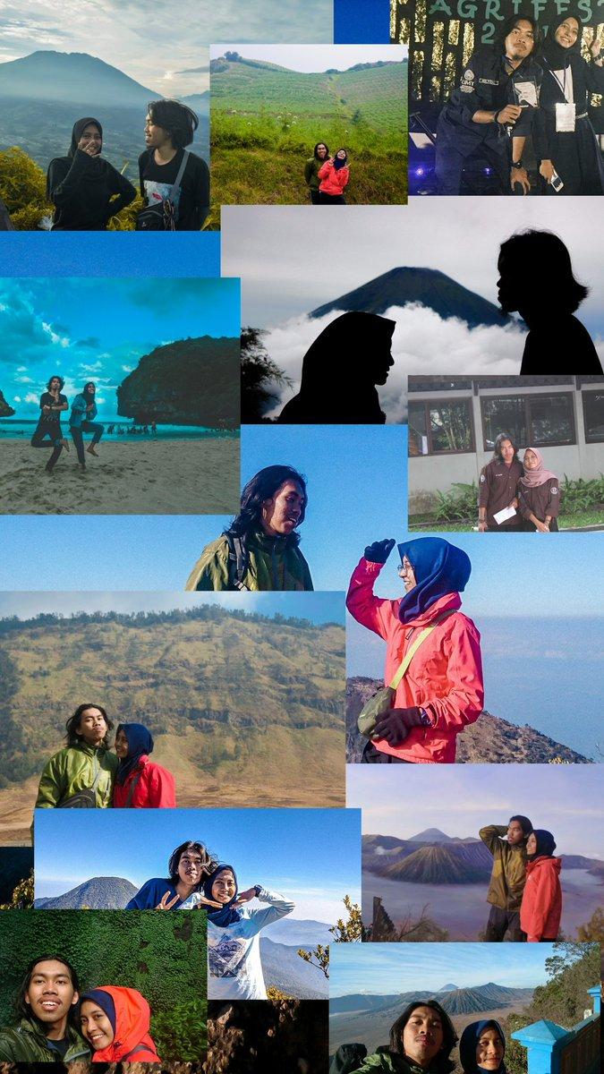 Setiap gembel traveller punya teman untuk menemani travellingnya dan saya memutuskan untuk berkeliling Indonesia bersama dia, masih banyak list tempat yang mau dikunjungi ya. Semangat!!! pic.twitter.com/cRKwmcINPK