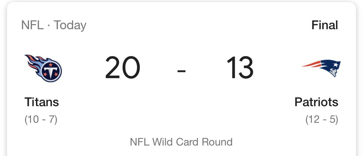 ...we all just won the Super Bowl 😂👍🏼 #byebyepats