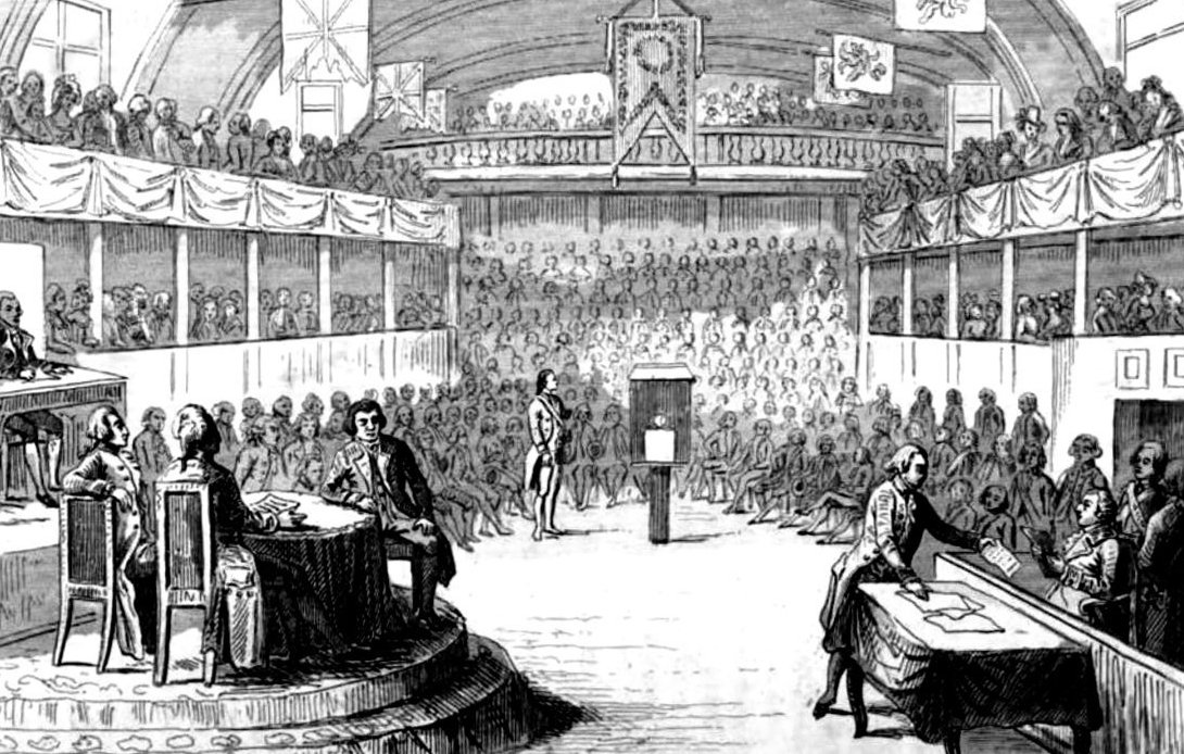 On this day in 1793, King Louis XVI is found guilty of colluding with foreign powers to bring about the downfall of Frances Revolutionary government. The following week, hell be executed in front of a mob in Paris.