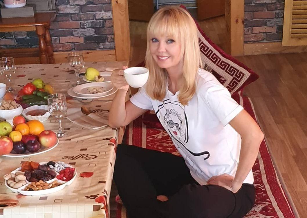 Валерия и диета