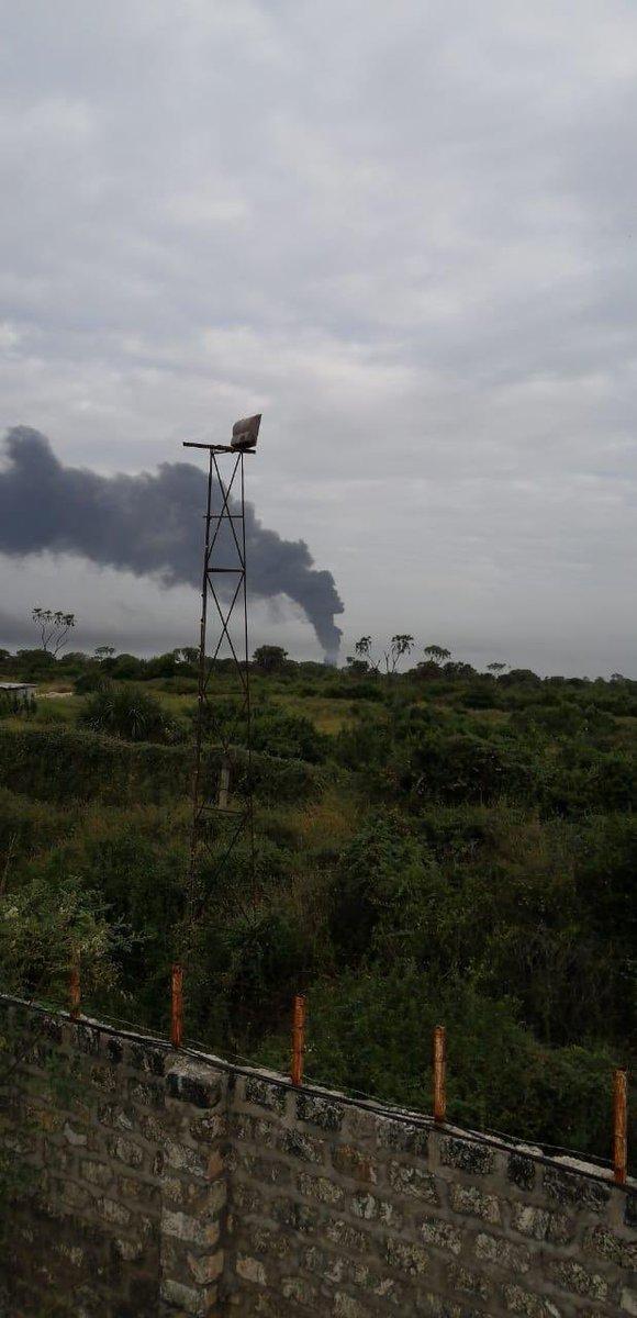 Атака на лагерь Симба