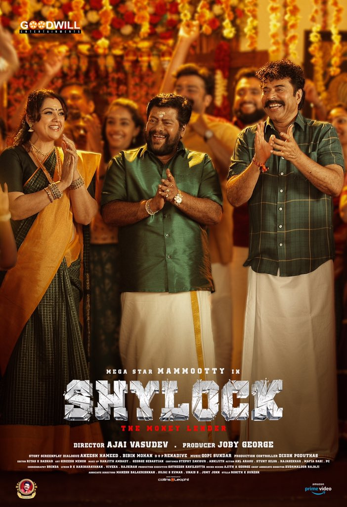Image result for shylock malayalam movie twitter