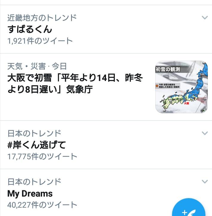 渋谷 すばる twitter
