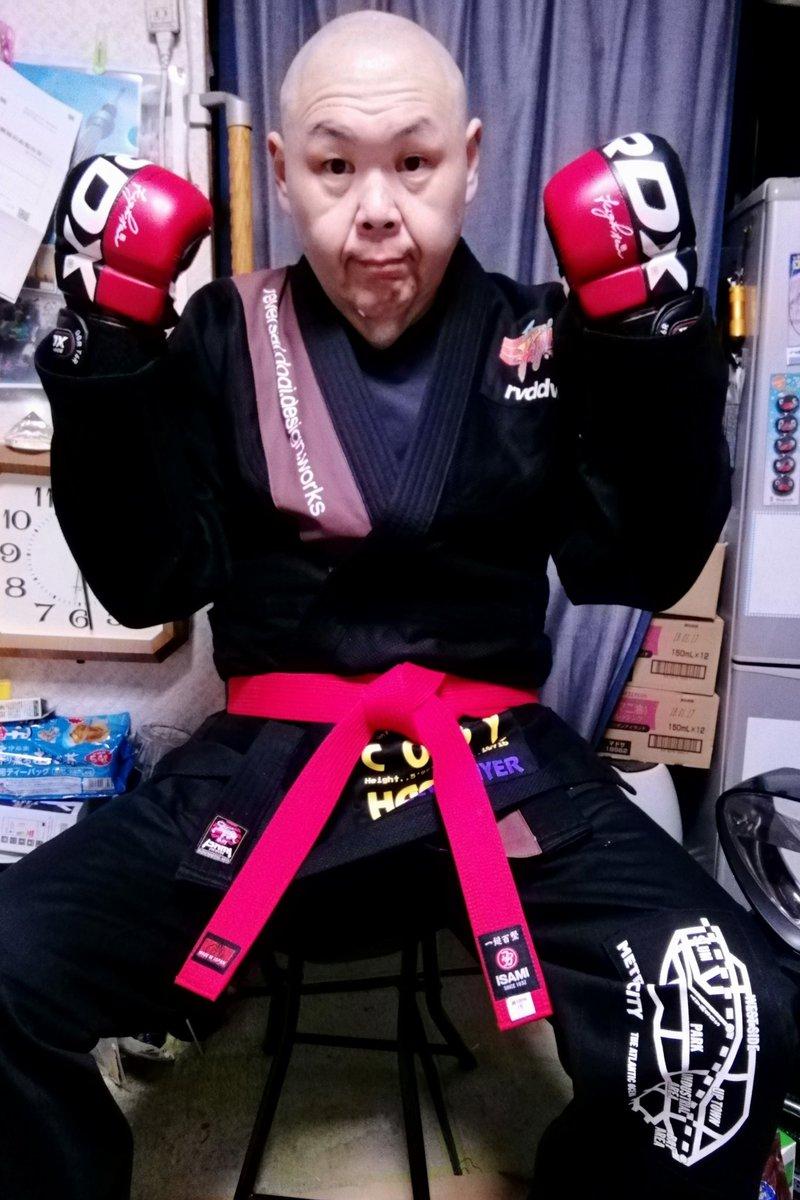 東京イサミでセールで購入した、⚫ストリートファイター(ファイナルファイト)柔術衣。帯はRIZIN柔術衣のもの流用しますがこれもかっこよくて気に入ったよ。早くこれを着てトレーニングをしたいな。#東京イサミ #イサミ #isami #柔術衣 #柔術着 #道着 #帯 #ストリートファイター #ファイナルファイト