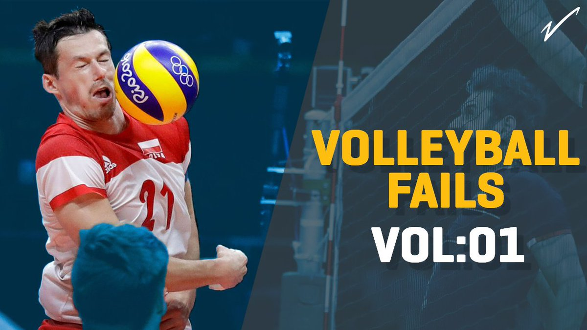 EpicVolleyball Fails 🏐🤦‍♀️! Have these happened to you? #volleyverse #Volleyball  https://t.co/BZo6G82FSj https://t.co/PWS8Fkwytp