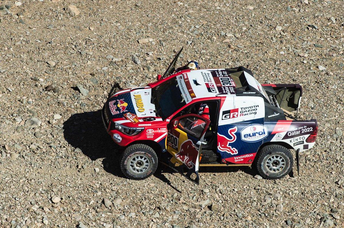 2020 42º Rallye Raid Dakar - Arabia Saudí [5-17 Enero] - Página 3 ENgqN_wW4AABGZK