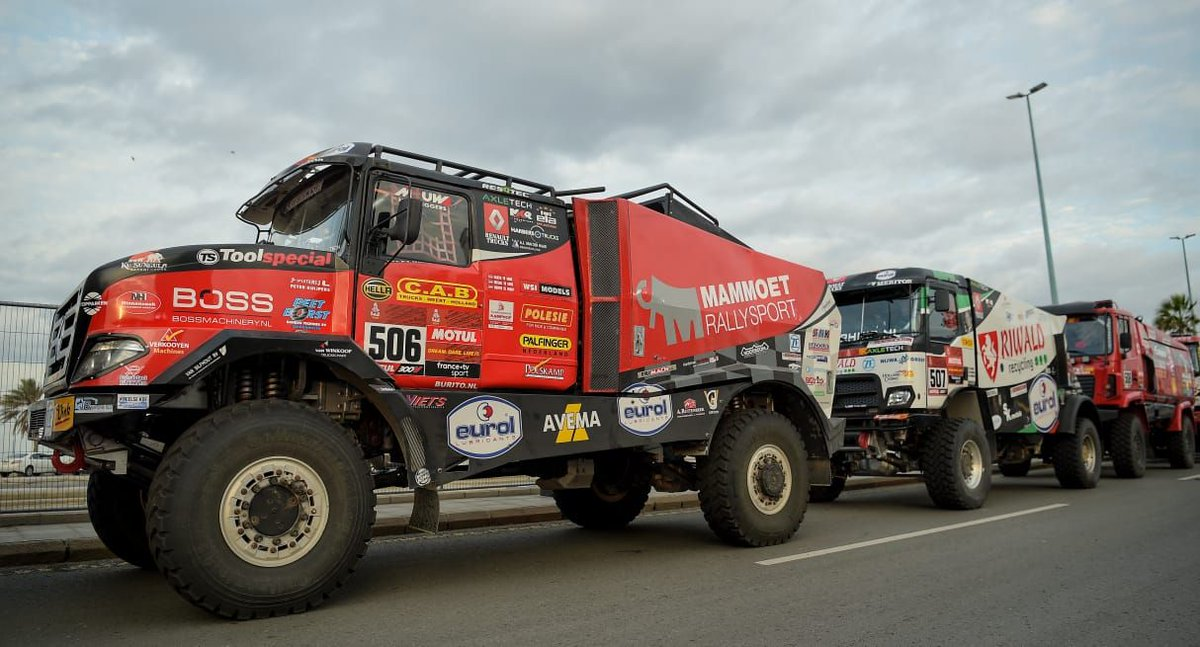 2020 42º Rallye Raid Dakar - Arabia Saudí [5-17 Enero] - Página 3 ENgtEN0WoAEp0ut