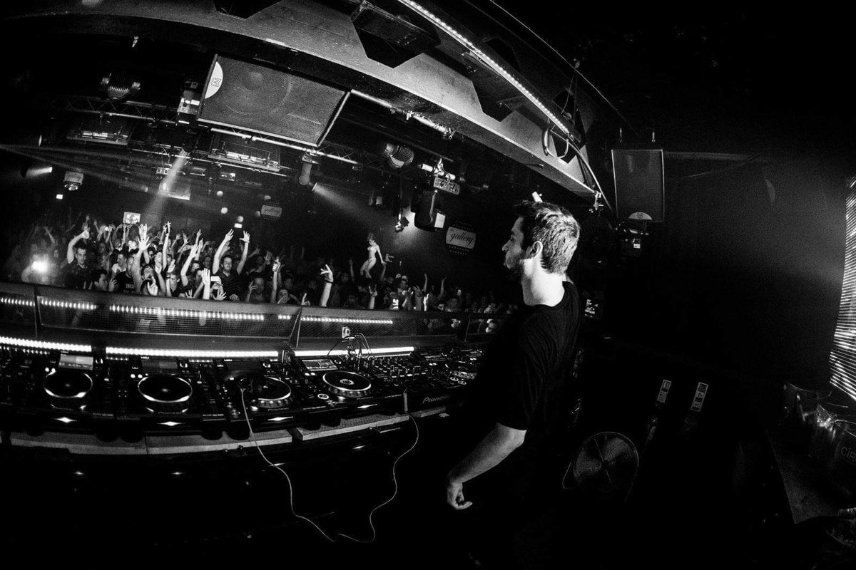 .@Dyro with @Ministry_Club on January 10th for his 1st London show of 2020.