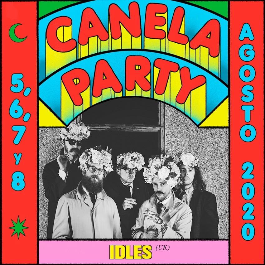 CANELA PARTY 2020 - Metz, Carolina Durante, Camellos, Omni, Dan Deacon, Medalla... (Málaga, 5-8 Agosto) ENgz5uKXYAIjSB2?format=jpg&name=900x900