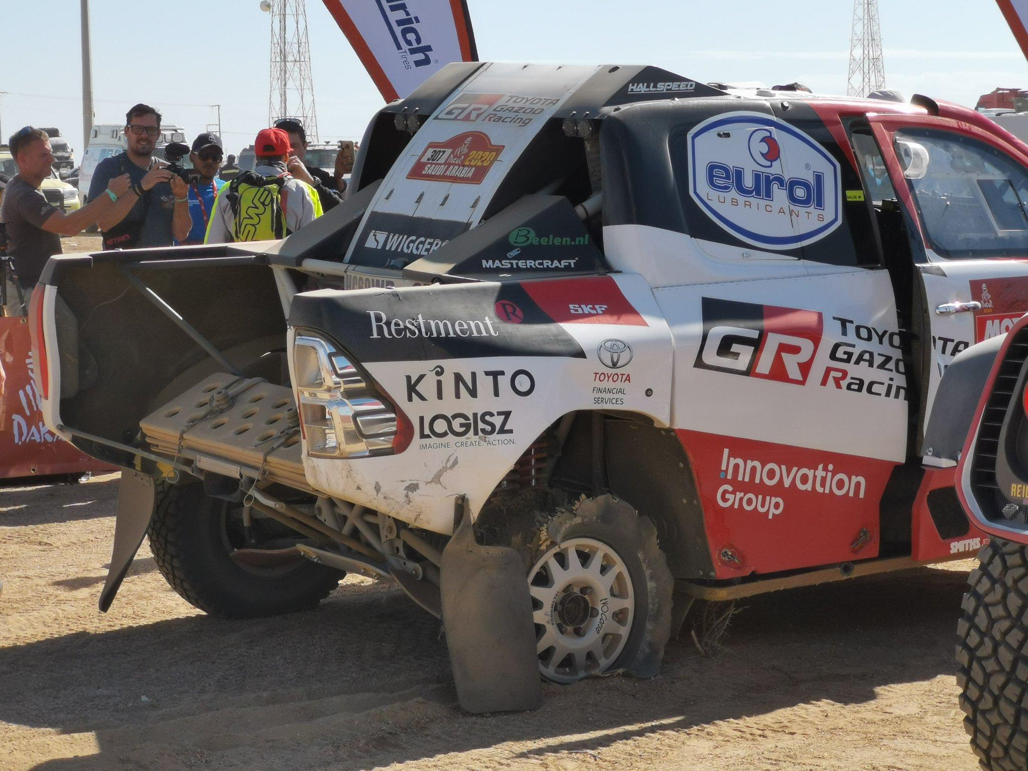 2020 42º Rallye Raid Dakar - Arabia Saudí [5-17 Enero] - Página 3 ENgzEKHXsAAspVG?format=jpg&name=4096x4096