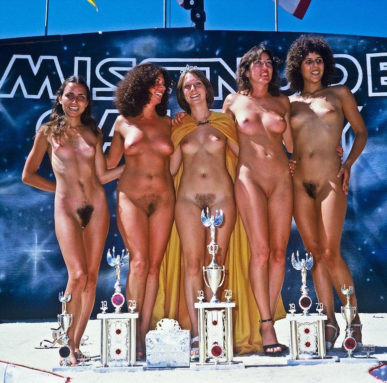 Miss nude world
