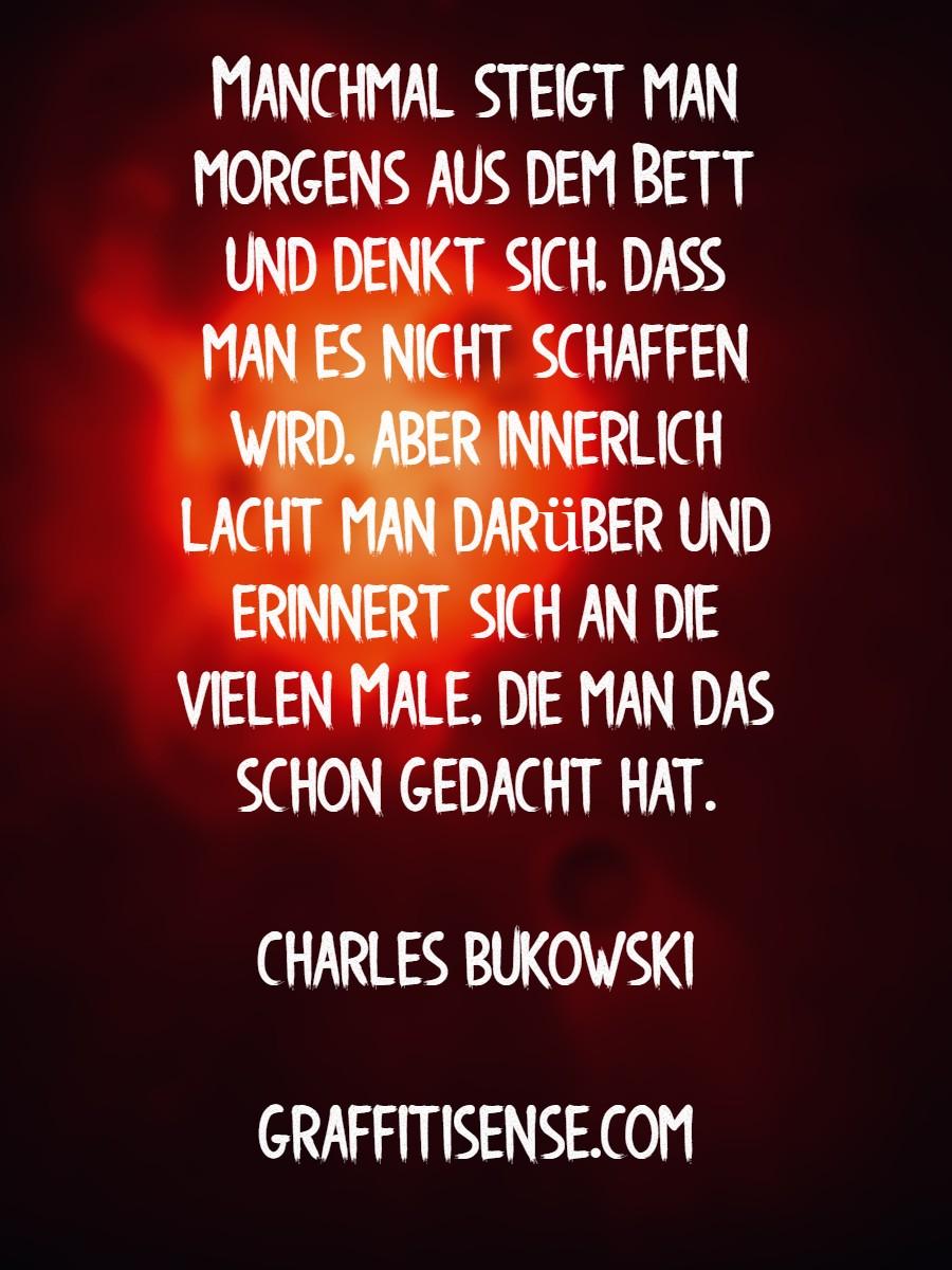Bukowski zitate
