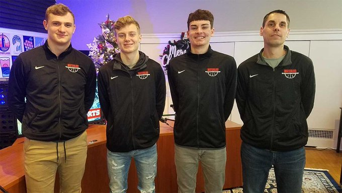 Coach Tim Darnell & Waterloo Indians in-studio .::. Upstate Hoops Podcast 1/5/20