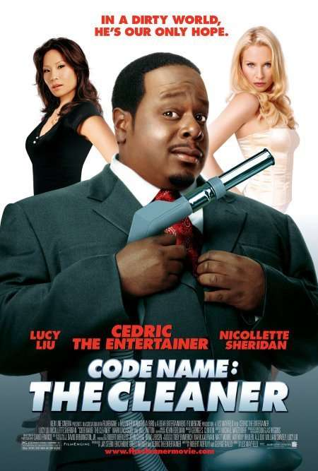 Code Name: The Cleaner was released on this day 13 years ago (2007). #NicolletteSheridan #CedricTheEntertainer - #LesMayfield http://www.mymoviepicker.com/film/code-name-the-cleaner-124134.htm…pic.twitter.com/GmEbYs9fmw