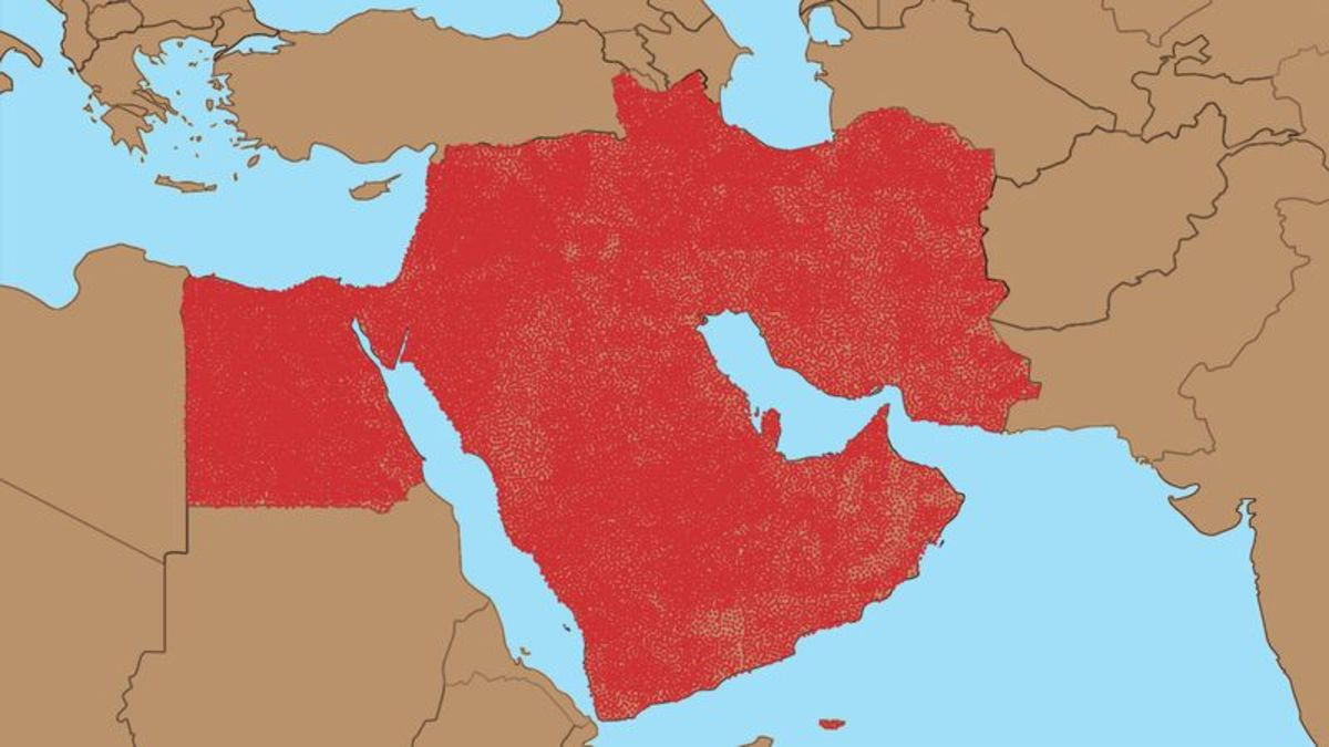 Everyone In Middle East Given Own Country In 317,000,000-State Solution trib.al/w8QIC17