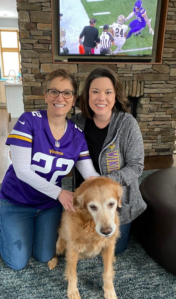 We're ready at our house! #skolvikings