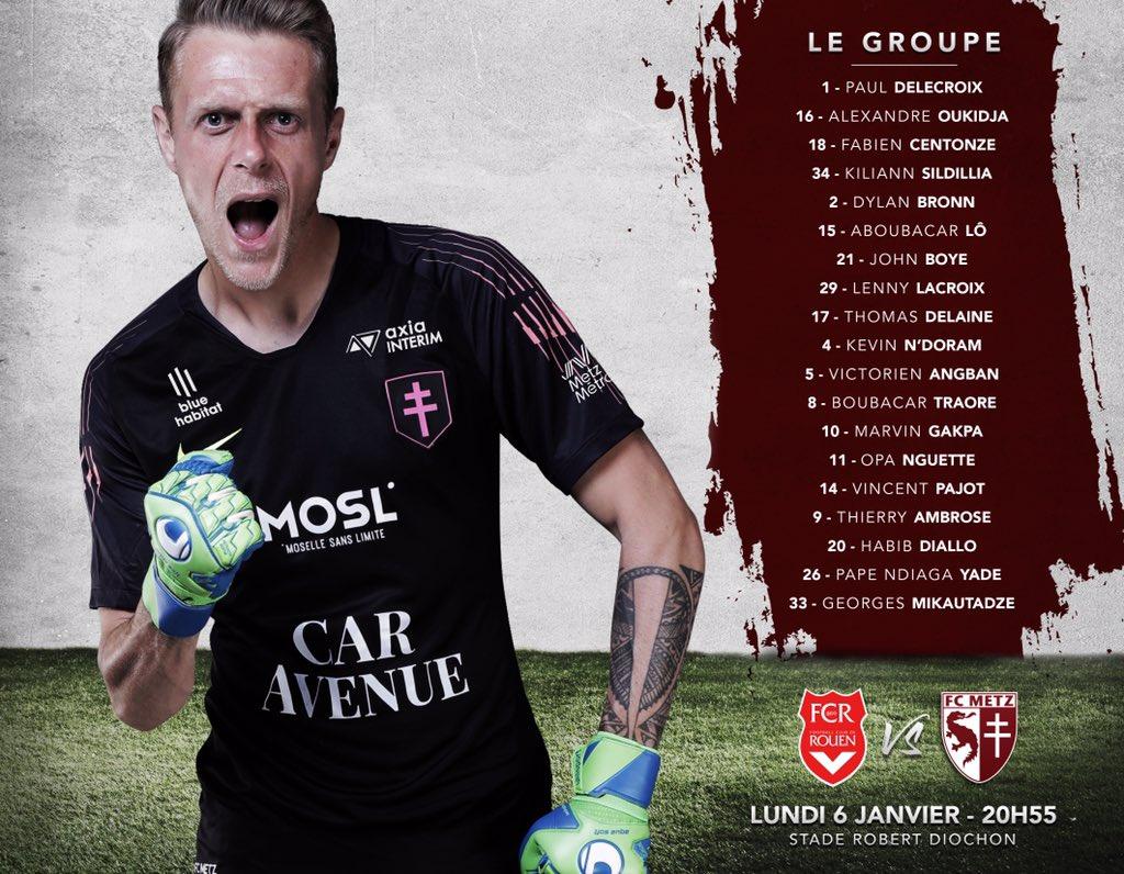Groupe FC Metz